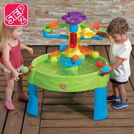 ステップ2 ビジーボール プレイテーブル 水遊び 1歳半〜 STEP2 840000 /配送区分A