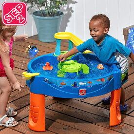Online ONLY(海外取寄)/ ステップ2 ファインディング ドリー スイム&スワール ウォーターテーブル 1歳半〜 水遊び テーブル おもちゃ STEP2 863600