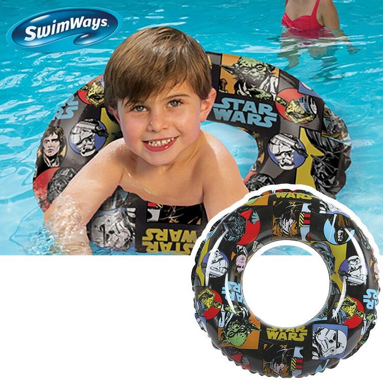浮き輪 SwimWays スターウォーズ 3歳から