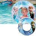 浮き輪 SwimWays ディズニー アナと雪の女王 3歳から