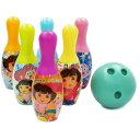 ボーリング ドーラ ザ エクスプローラー 2歳から ボウリング おもちゃ 知育玩具 スポーツ玩具