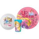 【お買い物マラソンP3倍】キッズ用食器 食器セット 女の子 ディズニー プリンセス お皿 コップ プレート
