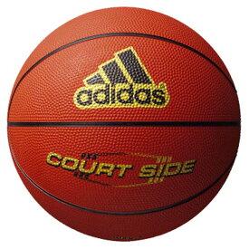 adidas(アディダス) AB7122BR コートサイド 7号球 メンズ バスケットボール ブラウン