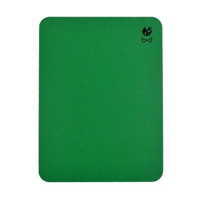 b+d(ビープラスディー)4009グリーンカードサッカー審判用品レフリー