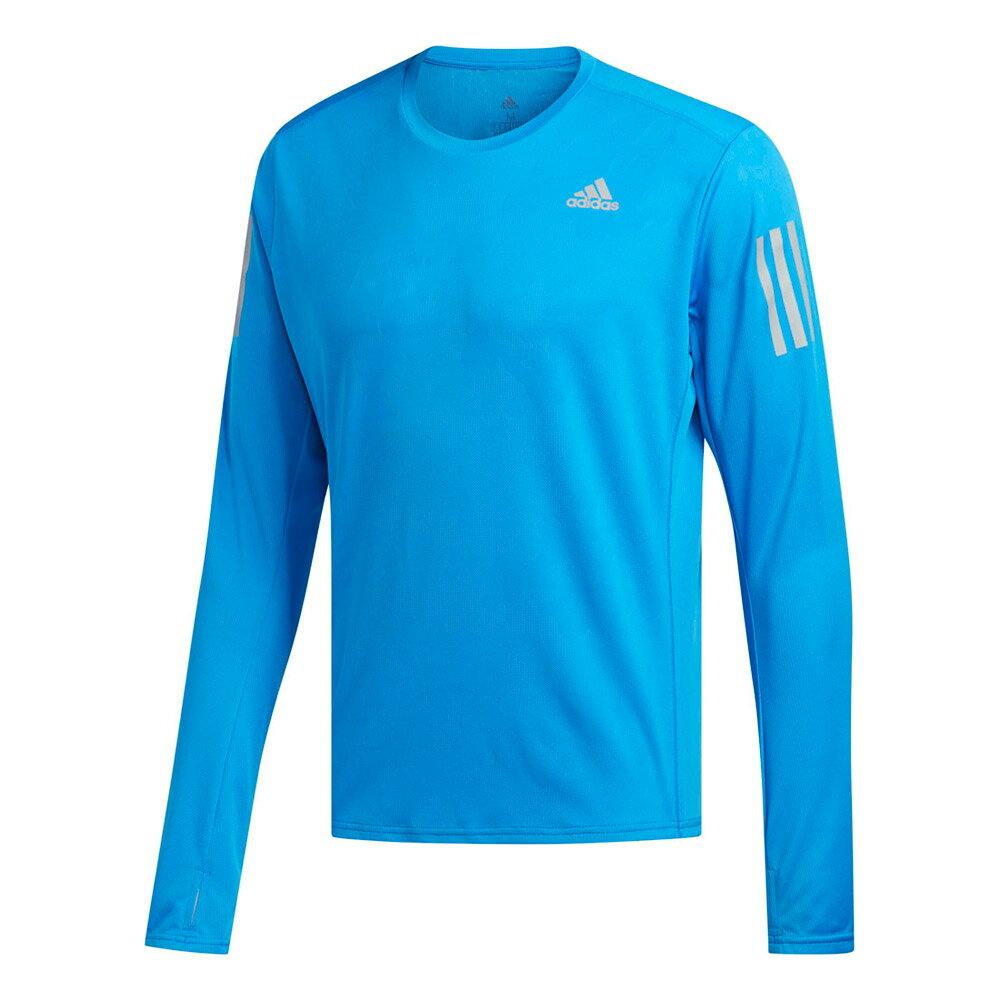 adidas(アディダス) EEO12 メンズ ランニングウェア RESPONSE 長袖TシャツM ジョギング