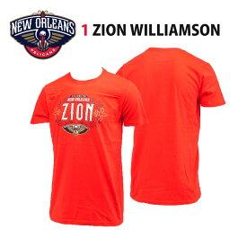 【20%OFF】FANATICS(ファナティクス) 1K3-SIA ザイオン・ウィリアムソン Tシャツ Hometown T NBA ペリカンズ
