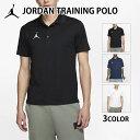 JORDAN(ジョーダン) AO9225 トレーニング ポロシャツ メンズ スポーツウェア