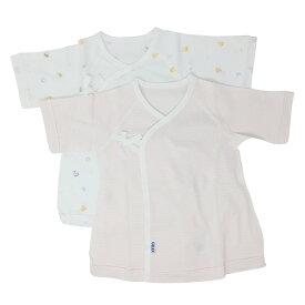 2b88835543fb9 新生児肌着 CELEC肌着 高級綿糸 プレゼント 綿100%素材 新生児 日本製 オールシーズン