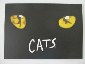【中古パンフレット】CATS(キャッツ)(OSAKA 2017.10) 劇団四季