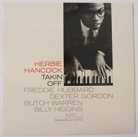 【中古LPレコード】Takin'Off(テイキン・オフ)/Herbie Hancock(ハービー・ハンコック)