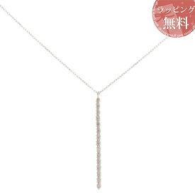 サマンサティアラ ネックレス シンプルダイヤモンドネックレス K18 ホワイト Samantha Tiara