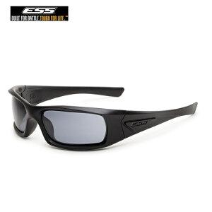 ESS 5B ファイブビー ブラック/スモークグレー UV カット バイク ツーリングオークリーのミリタリー部門