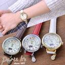 【メール便 送料無料】腕時計 レディース ネコ 猫 ねこ にゃんこ アリス チェシャ猫 モチーフ 腕 時計 懐中時計 不思…