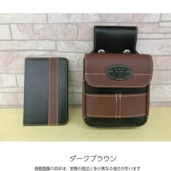 SPG本皮ポーチ+カードケースパークゴルフポーチ用品