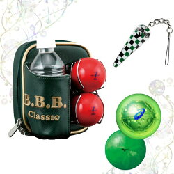BBBWPY-017ボトルホルダー付パークゴルフポーチパークゴルフ用品