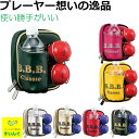 BBB WPY-017 ボトルホルダー付 パークゴルフ ポーチ パークゴルフ用品