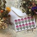 marimekko Maalaisruusu マーライスルース グリーティングカード 封筒付き フィンランド マリメッコ マーライスルース…