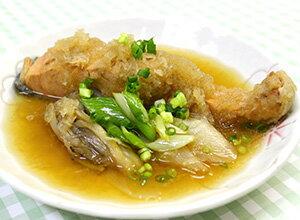 鮭と舞茸のおろし煮