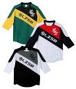 【L1531053】LUZ e SOMBRA ルースイソンブラ 通販 セール:クロスアーチ七分袖プラクティスシャツ