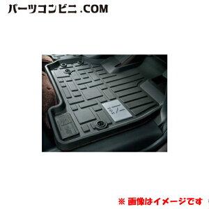 HONDA(ホンダ)/純正 オールシーズンマット 縁高タイプ リア ブラック ベンチシート仕様車 08P19-TTA-010A /N-BOX/N-BOXカスタム