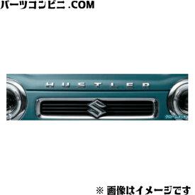 SUZUKI(スズキ)/純正 エンブレム HUSTLER クロームメッキ 99239-59S00-0PG /ハスラー MR52S/MR92S