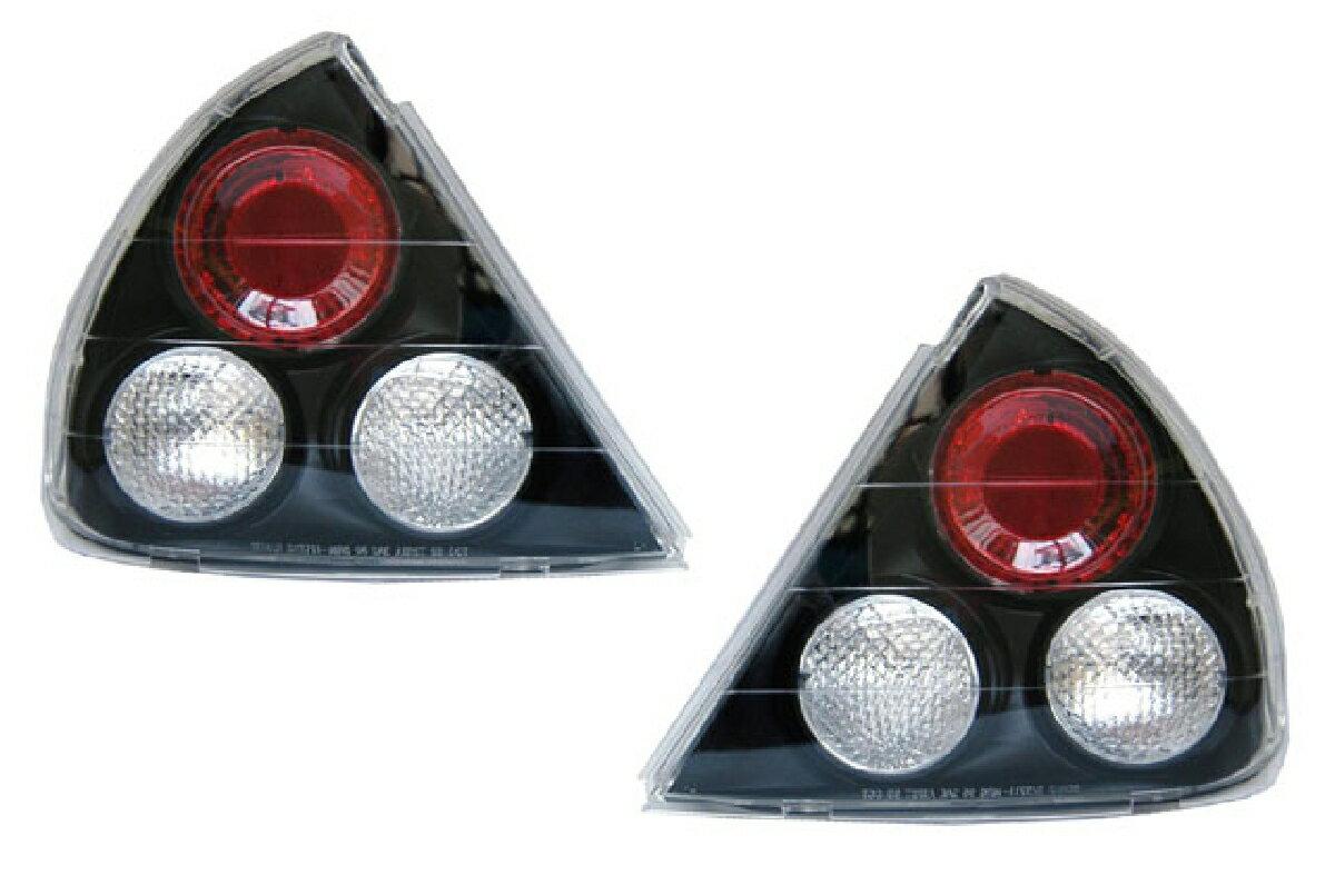 三菱 ランサー テール ユーロ テール ブラック クリスタル CK/CM/CN/CP ランサー (エボ4~6)