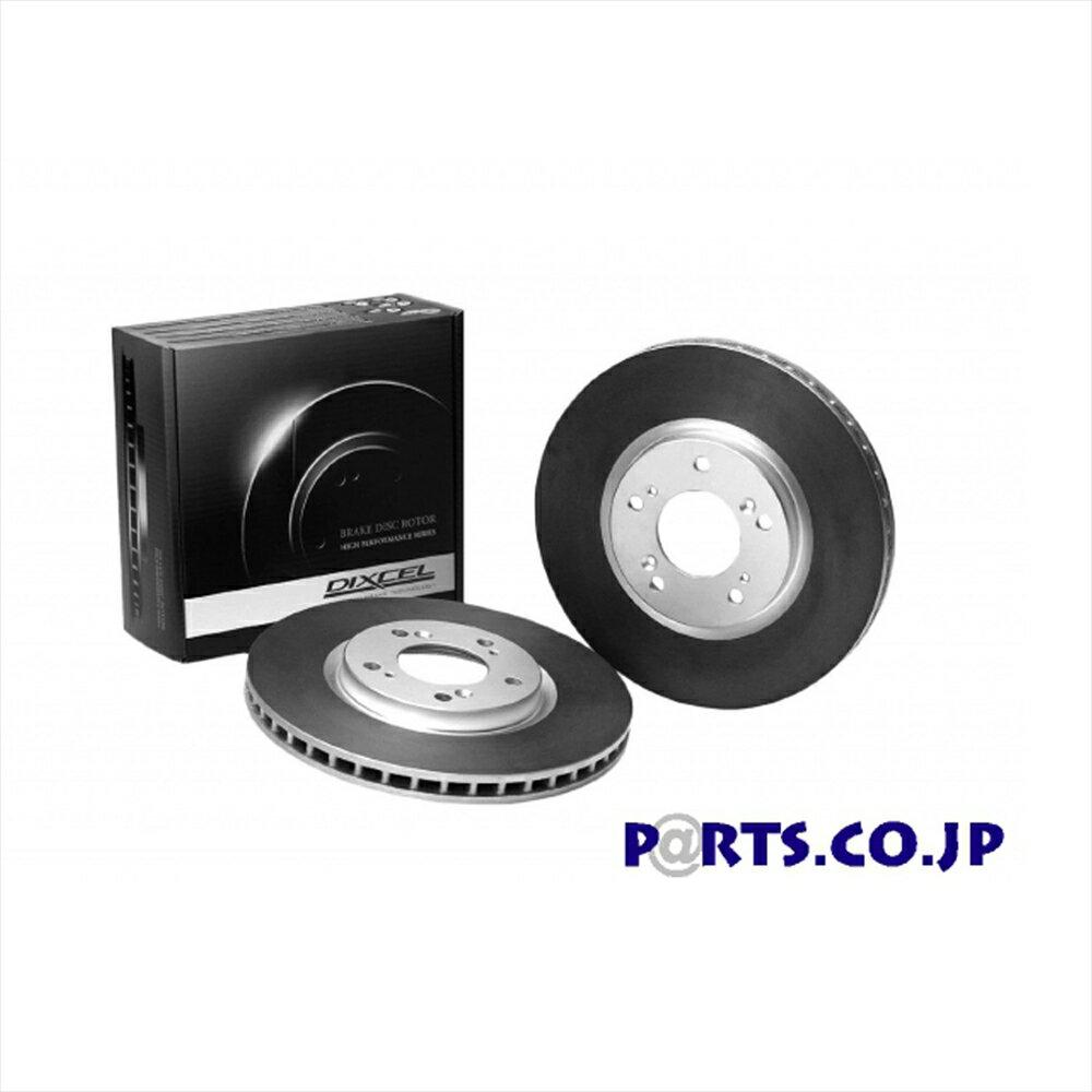 【送料無料】【DIXCEL】ポイント5倍【ディクセル】 アルファロメオ 75 フロント 左右セット ブレーキディスクローター HDタイプ 85〜93 アルファロメオ 75 2.0 TWIN SPARK / 2.5i / 3.0 V6 (162B30/B40)