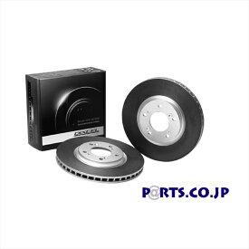 ブレーキローター フロントブレーキディスクローター HDタイプ 09/05〜 三菱 ギャランフォルティス CY4A ラリアート 送料無料 DIXCEL ディクセル