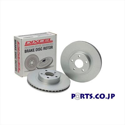DIXCEL(ディクセル)スバルフォレスターフロントブレーキディスクローターPDタイプフォレスターSJG(12/11〜)PD3617007