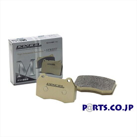 グリス付属 ダイハツ ムーヴ ラテ ブレーキパッド ブレーキパッド Mタイプ フロント用 L560S ムーヴラテ (RS 04/08〜05/08) 送料無料 DIXCEL ディクセル