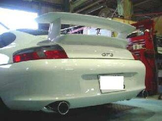 ARQRAY (謳歌) 不銹鋼運動消聲器保時捷 911 GT3 04-