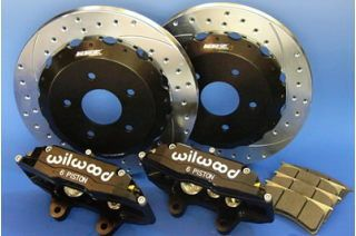 【送料無料】WILWOOD KRZブレーキキット 328MM+6POT NISSAN シルビア S14【FS_708-5】