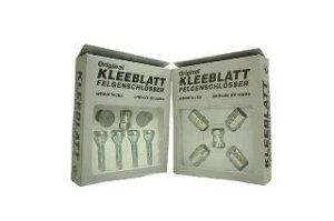 KLEEBLATT ロックボルト ブラック オペル
