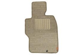 車種別専用フロアマット CALMAT(キャルマット) ジープ グランドチェロキー 17年7月〜23年1月 右ハンドル車-スタンダードベージュ