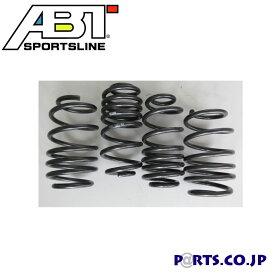アウディ TT8J スプリングセット 3.2FSI/Quattro35 mmlowering ABT