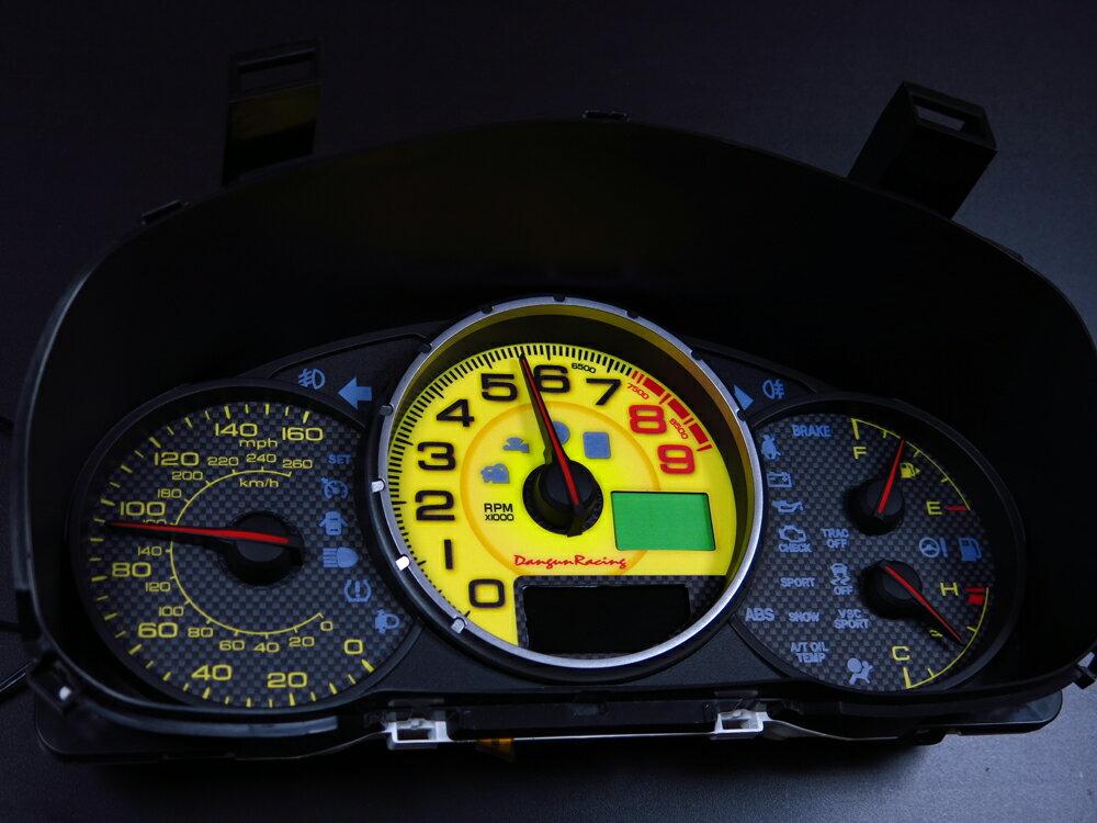 ELDASH メーターパネル Version-F 86/BRZ シフトインジケーター付