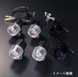 ラフ&ロード グラストラッカー/ビッグボーイ用 LUKE ミニウインカーKIT[ブラック] LK-3320K