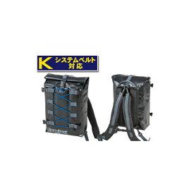 【○在庫あり→3月31日出荷】TANAX MOTO FIZZ タフザックSQ15 [ブラック] 容量15L MFK-255