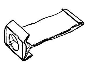 パナソニック Panasonic 紙パック式掃除機用交換用 紙パック 5枚入 AMC93K-3J0