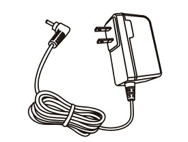 パナソニック Panasonic ポータブル地上デジタルテレビ用ACアダプター(モニター用) TXH0005AA
