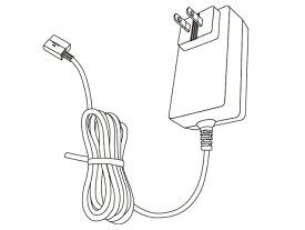 パナソニック Panasonic ポータブル地上デジタルテレビ用ACアダプター RFEA231J-3S