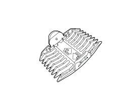 パナソニック Panasonic 犬用バリカン用刈り高さアタッチメントB(9mm/12mm) ER807H7407