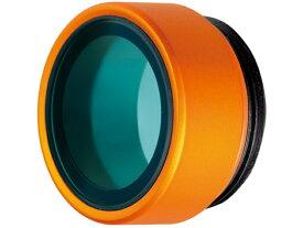 パナソニック Panasonic ウェアラブルカメラ用ガラスカバー(通常撮影用・オレンジ) SFC0313