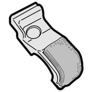 シャープ SHARP 掃除機用ブラシカバー(右) 2171102527★