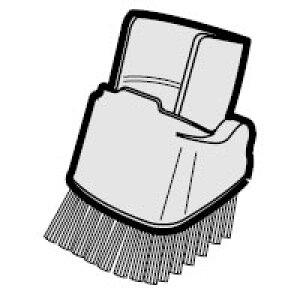シャープ SHARP サイクロンクリーナー用ベンリブラシ 2179360559★