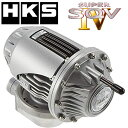 HKS SUPER SQV4 BLOW OFF VALVE+SUCTION RETURN KITCZ4AランサーエボリューションX 07/10〜