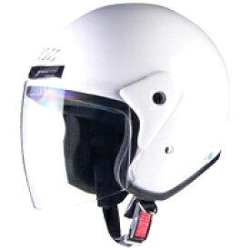 ジェットタイプ CR-720 CROSS CR-720 ジェットヘルメット ホワイト リード工業(LEAD) ホワイト 1個