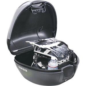 【送料無料】【スペインブランド】SHADリアボックス33L2017年新モデル無塗装ブラックSH33(D0B33200)1個28Lや32Lをお探しの方にもおすすめ!シャッドトップケースバイクボックス【あす楽対応】