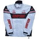【送料無料】SIMPSON(シンプソン) SIMPSON SRS-2191 WH L レインスーツ メーカー品番:SRS-2191 1着