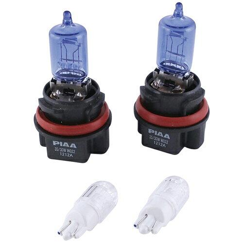 【送料無料】PIAA ホンダPCX用 バルブ LEDセット 5100K メーカー品番:MPC1 1セット【あす楽対応】